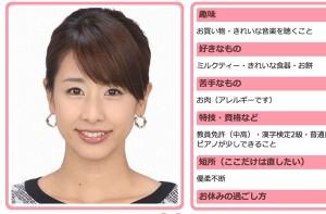 フジテレビ人気No1女子アナ・カトパン!魅力について語ってみた!出演番組一覧
